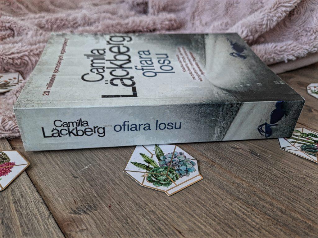 """""""Ofiara losu"""" Camilla Lackberg"""