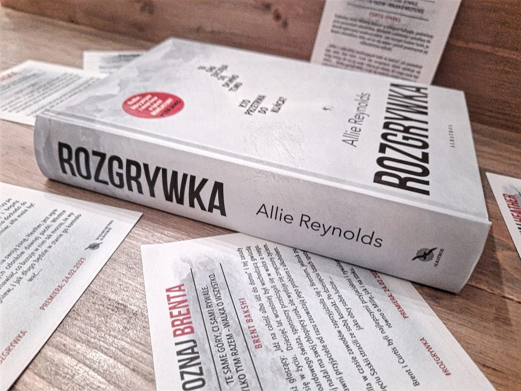 """Rozgrywka"" Allie Reynolds"