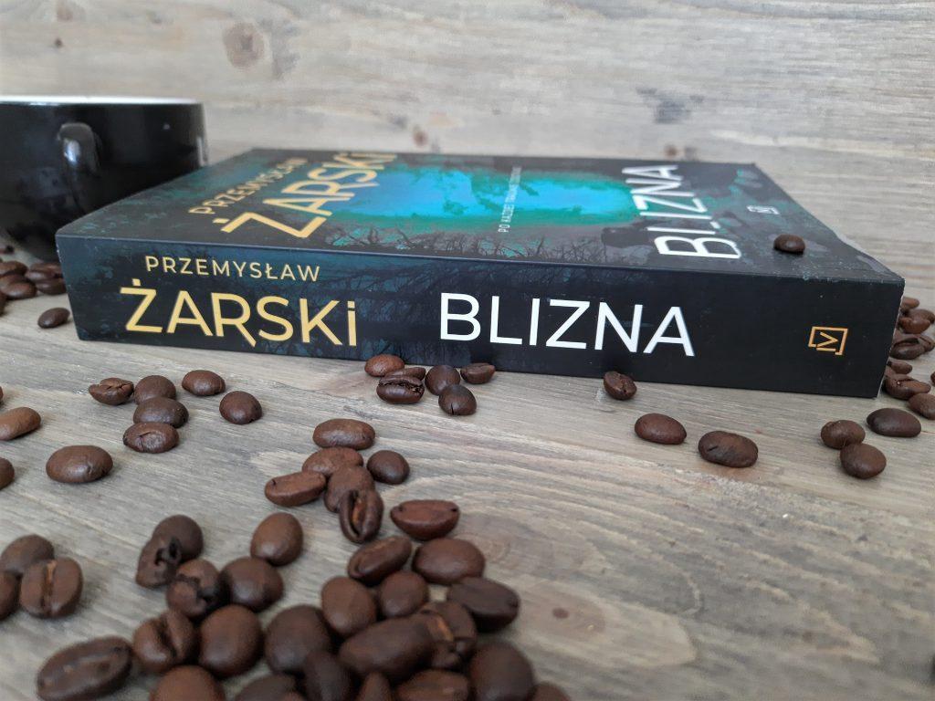 """""""Blizna"""" Przemysław Żarski"""