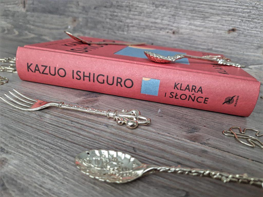 """""""Klara i Słońce"""" Kazuo Ishiguro"""