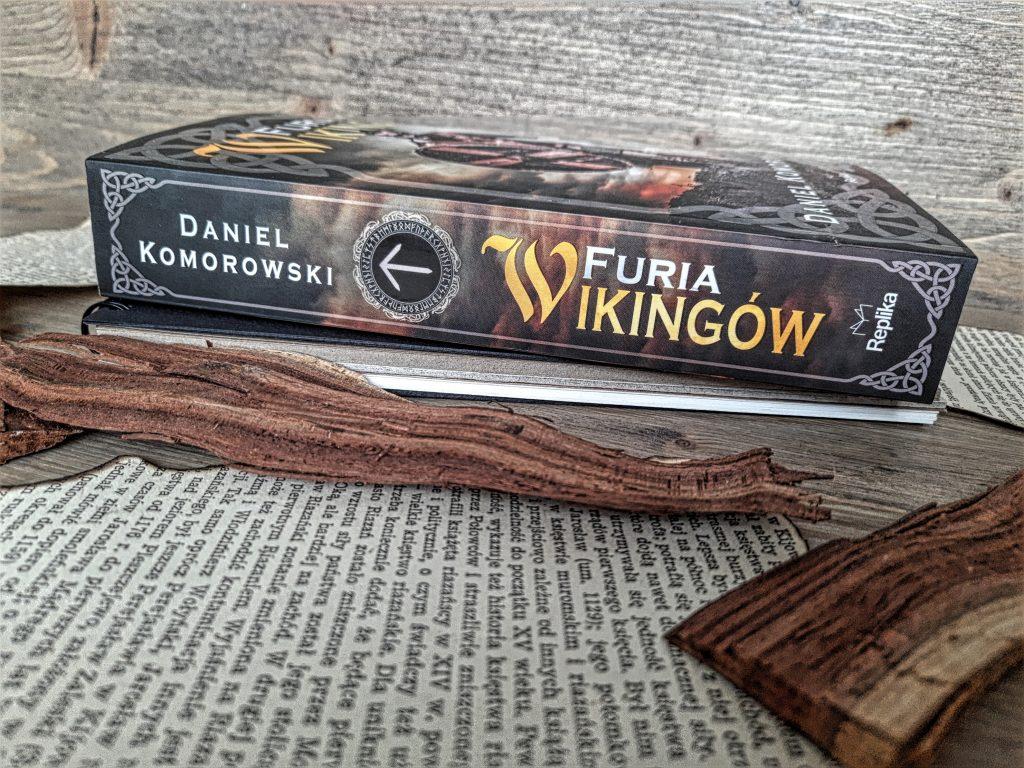 """""""Furia Wikingów"""" Daniel Komorowski"""
