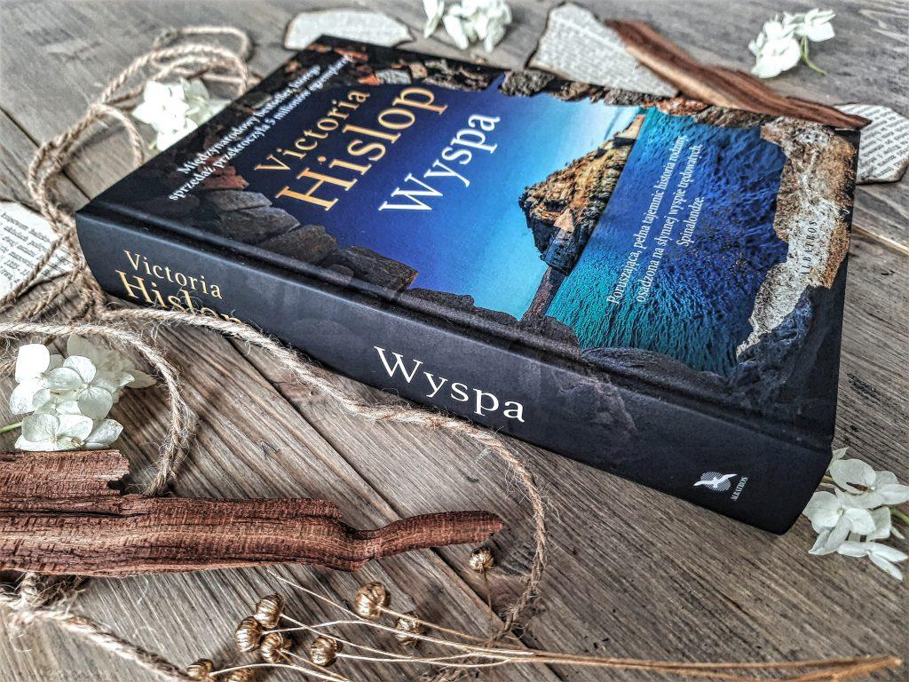 """""""Wyspa"""" Victoria Hislop"""