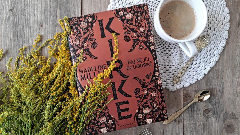 """okładka książki """"Kirke"""" Madeline Miller"""